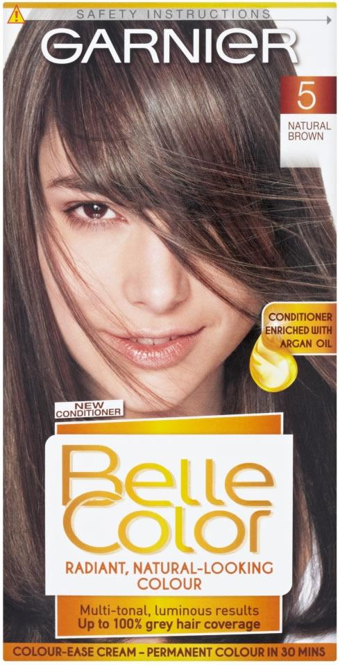Garnier Belle Colour Ease Cream Brown 5