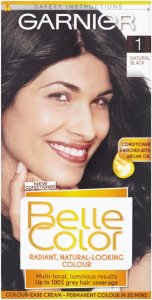 Garnier Belle Colour Ease Cream Natural Black 1