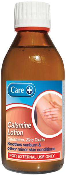 Care Calamine Lotion 200ml
