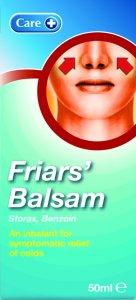 Care Friars Balsam 50ml
