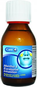Care Menthol & Eucalyptus Inhalation 100ml