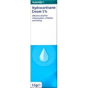 Hydrocortisone Cream 15g