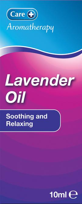 Care Lavender Oil 10ml