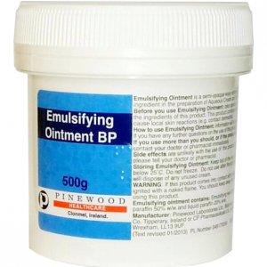 Emulsifying Ointment Tub  500g