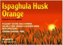 Ispaghula Husk Orange Pack of 30
