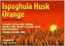 Ispaghula Husk Orange Pack of 30