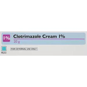 Clotrimazole Cream 20g