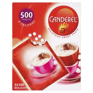 Canderel Sweetener Refill Pack of 500