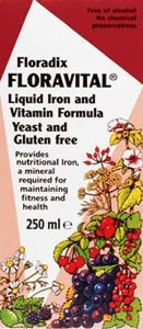 Floravital Herbal Iron Extract 250ml