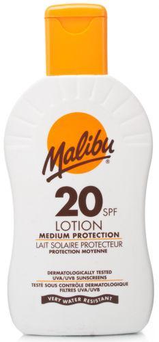 Malibu Sun Lotion SPF20 200ml