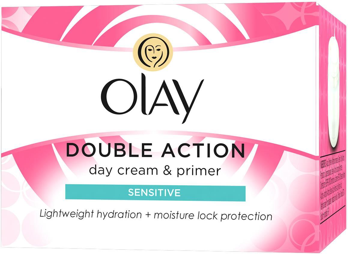 Olay Double Action Cream & Primer Sensitive 50ml