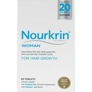 Nourkrin Woman (Previously Extra Strength) Tablets Pack of 60