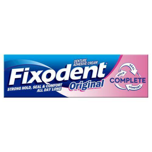 Fixodent Complete Original Denture Adhesive Cream 47g