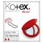 Kotex Ultra Thin Towels Normal Pack of 16