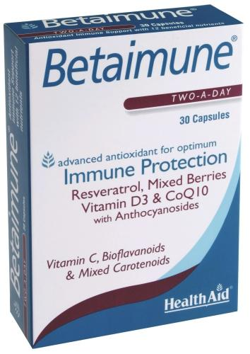 HealthAid Betaimune Antioxidant Capsules Pack of 30