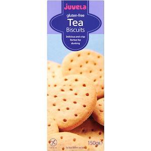 Juvela Gluten Free Tea Biscuits 150g