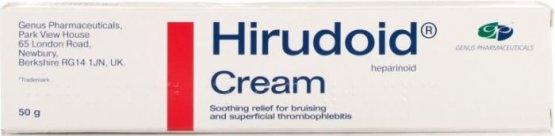 Hirudoid Cream 50g