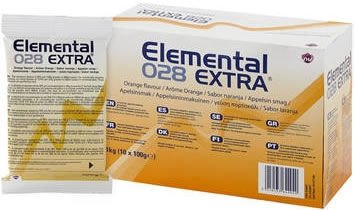 Elemental 028 Extra Special Diet Food Orange 100g