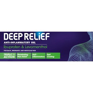 Deep Relief Joint Pain Gel 50g