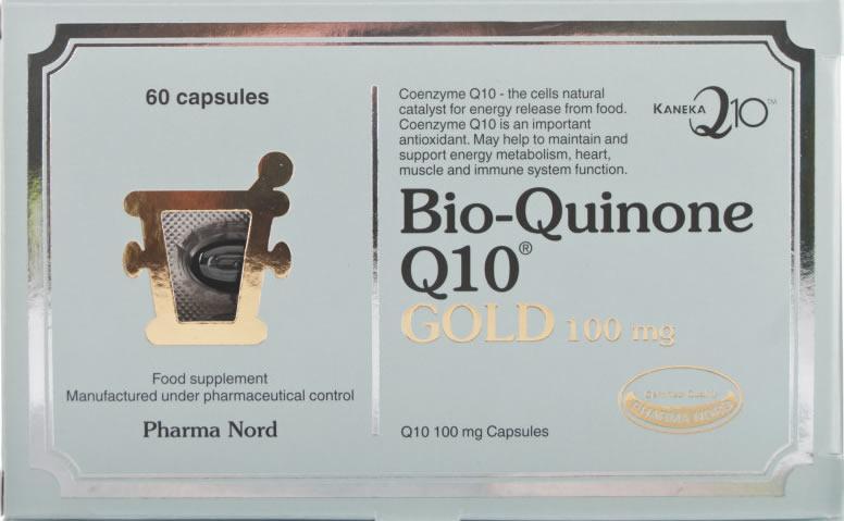 Pharma Nord Bio Quinone Q10 Capsules Pack of 60