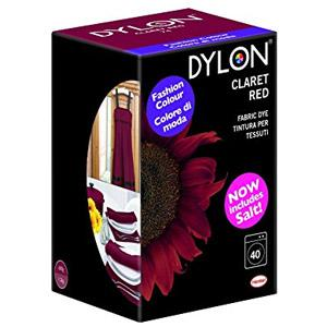 Dylon Washing Machine Dye Claret Red 350g