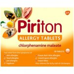 Piriton Allergy Tablets Pack of 30