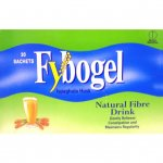 Fybogel Natural Flavoured Laxative Sachets Pack of 30 x 3