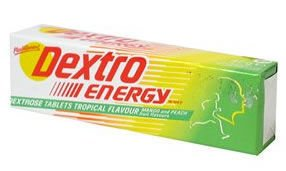 Dextro Energy Tropical Flavoured Tablets 47g