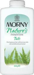 Morny Nature's French Fern Talc 100g