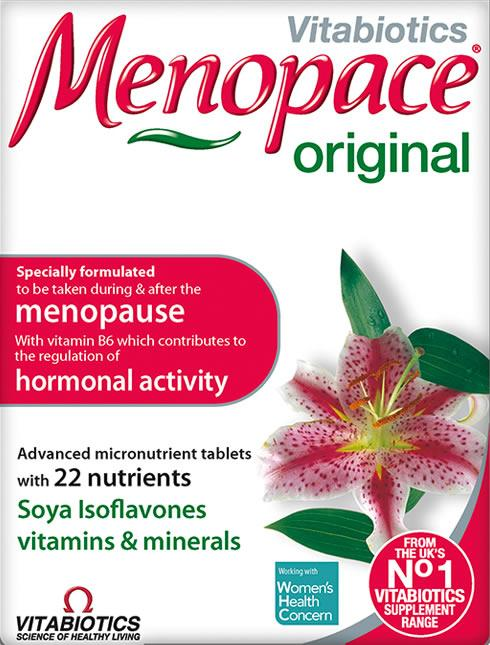Menopace Original Tablets Pack of 90