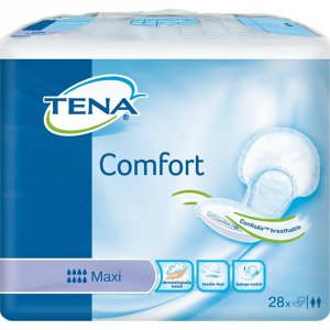 TENA Comfort Maxi Pack of 28 x 2