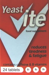 Yeast-vite Tablets Pack of 24