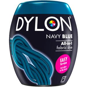 Dylon Washing Machine Dye Pod Navy Blue 350g