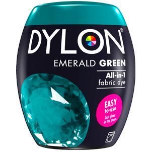 Dylon Washing Machine Dye Pod Emerald Green 350g