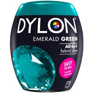 Dylon Washing Machine Dye Pod Emerald Green 350g