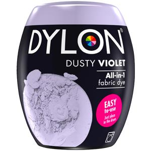 Dylon Washing Machine Dye Pod Dusty Violet 350g
