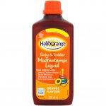 Haliborange Baby & Toddler Multivitamin Liquid 250ml x 3
