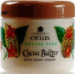 Cyclax Nature Pure Cocoa Butter Rich Body Cream 300ml