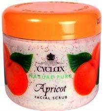 Cyclax Nature Pure Apricot Facial Scrub 300ml