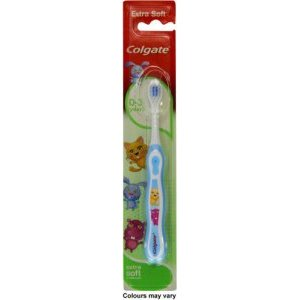 Colgate Extra Soft Toothbrush 0-3 Years