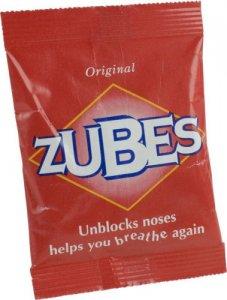 Zubes Cough Lozenges Original 36g