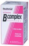 HealthAid Vitamin B Complex Supreme Capsules Pack of 90