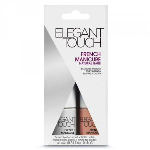 Elegant Touch French Manicure Nail Polish Bare Natural