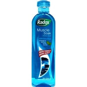 Radox Herbal Bath Muscle Soak 500ml