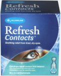 Refresh Contacts Unit Vials 0.4ml Pack of 20