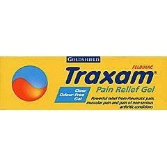 Traxam Pain Relief Gel 30g