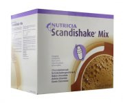 Scandishake Mix Sachets Chocolate 85g Pack of 6