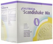 Scandishake Mix Sachets Vanilla 85g Pack of 6