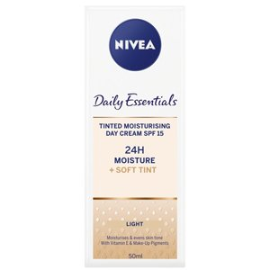 Nivea Daily Essentials Tinted Moisturising Cream Light 50ml
