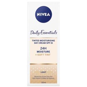 Nivea Daily Essentials Tinted Moisturising Cream Light 50ml